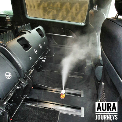 Aura Journeys Air Conditioning Clean