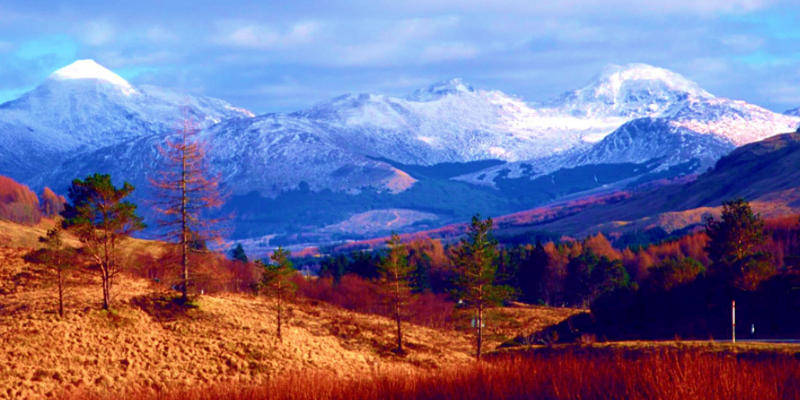 Loch Lomond & The Trossachs Private Sightseeing Excursion