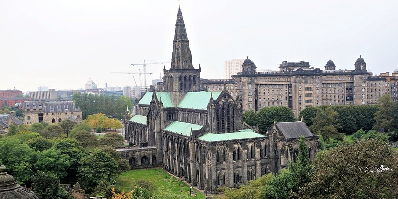 Glasgow Cathedral - Glasgow Luxury Private Sightseeing Excursion