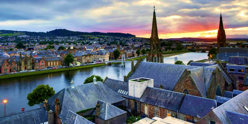 Loch Ness & Inverness Private Day Tour - Inverness the Capital of the Highlands