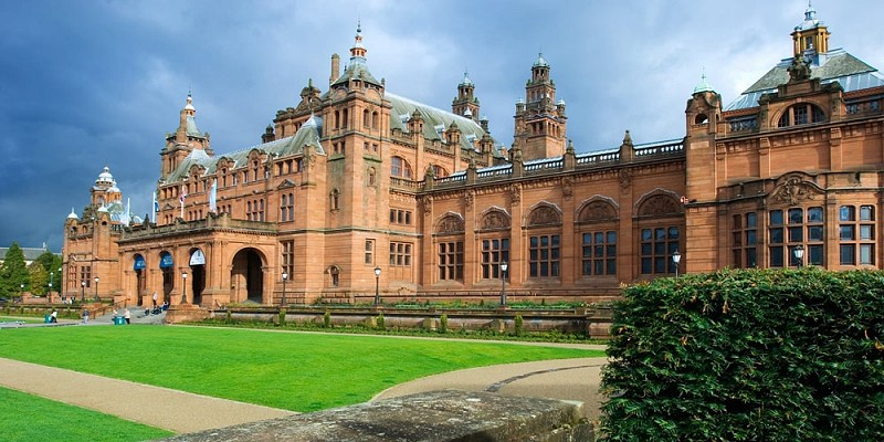 Kelvingrove Art Gallery - Glasgow Luxury Private Sightseeing Excursion