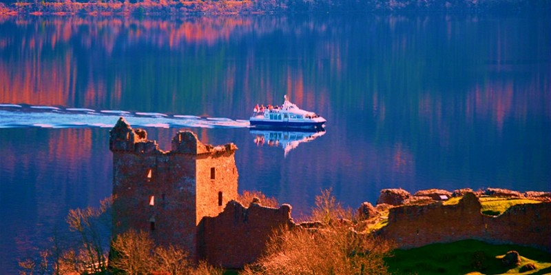 Loch Ness & Inverness Private Day Tour - Loch Ness Jacobite Cruise