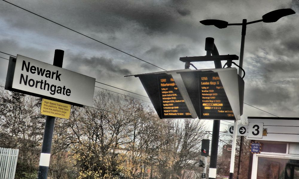 Newark Northgate Train Station Taxi Transfers