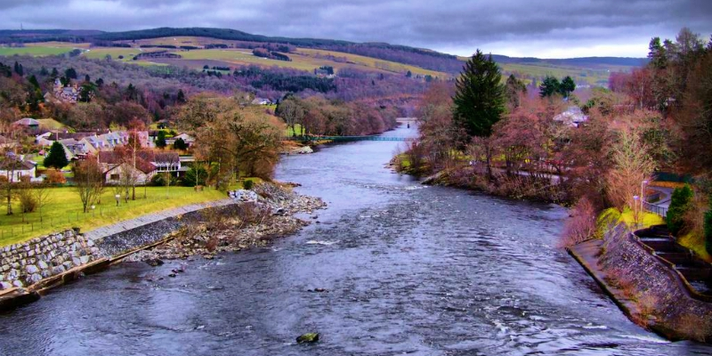 Loch Ness & Inverness Private Day Tour - Highland Town of Pitlochry