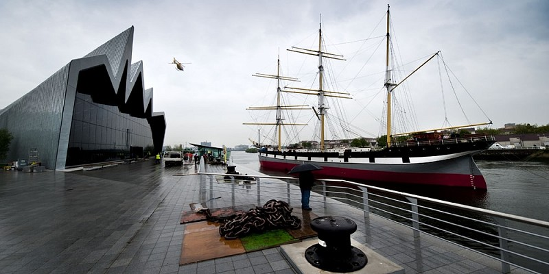 Riverside Museum - Glasgow Luxury Private Sightseeing Excursion