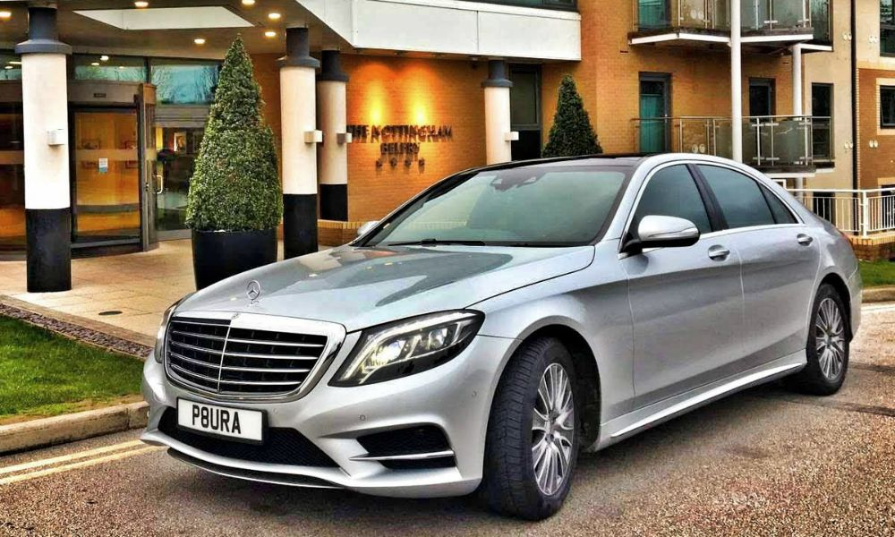 Luxury Taxi Transfer Services in Newark and Nottingham