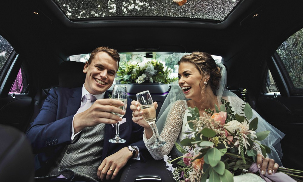 Wedding Car Hire in Grantham
