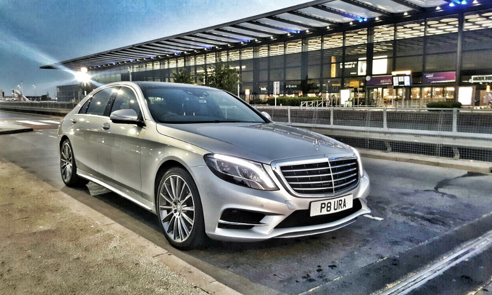 Luxury Sports Personality Chauffeur Service - Airport Transfers