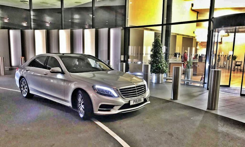 Luxury Sports Personality Chauffeur Service - London Heathrow Airport Transfers