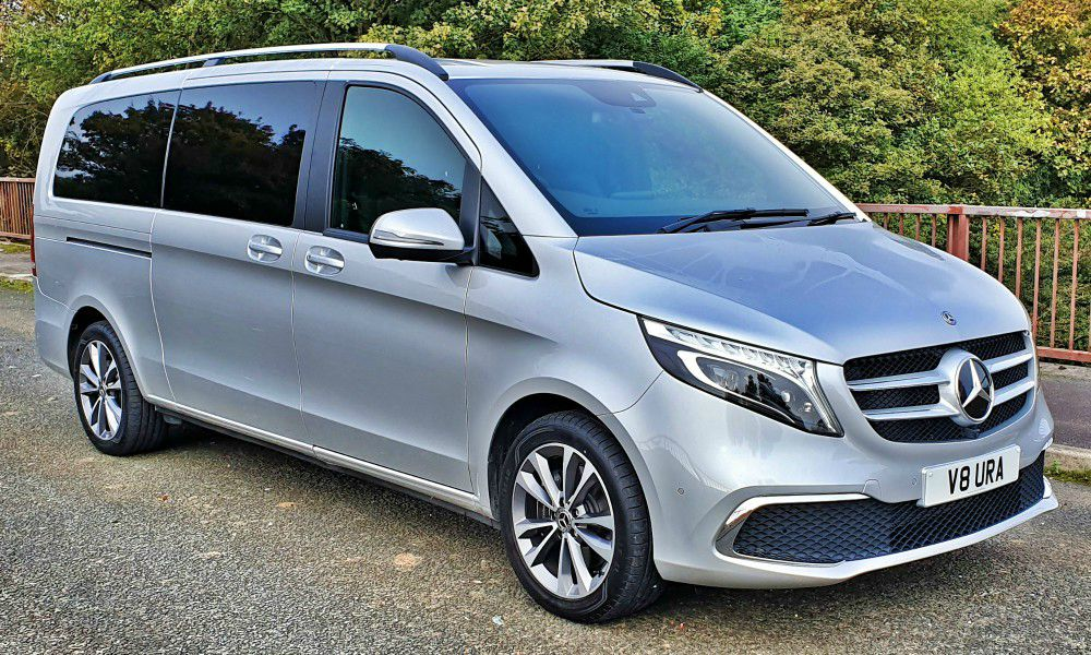Newark on Trent Taxi Transfers - Luxury Mini Van