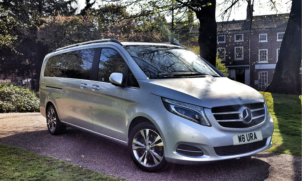 Luxury Airport Transfers in Grantham